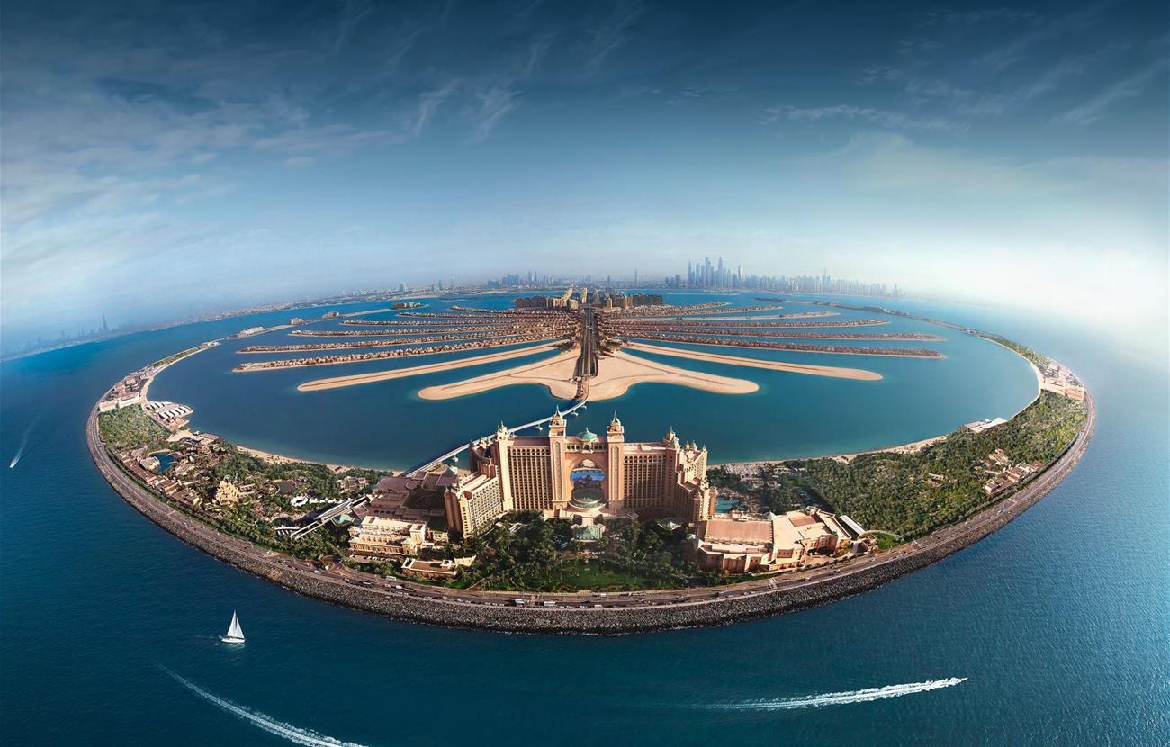 Sheikh Hamdan Achievements - Palm Islands