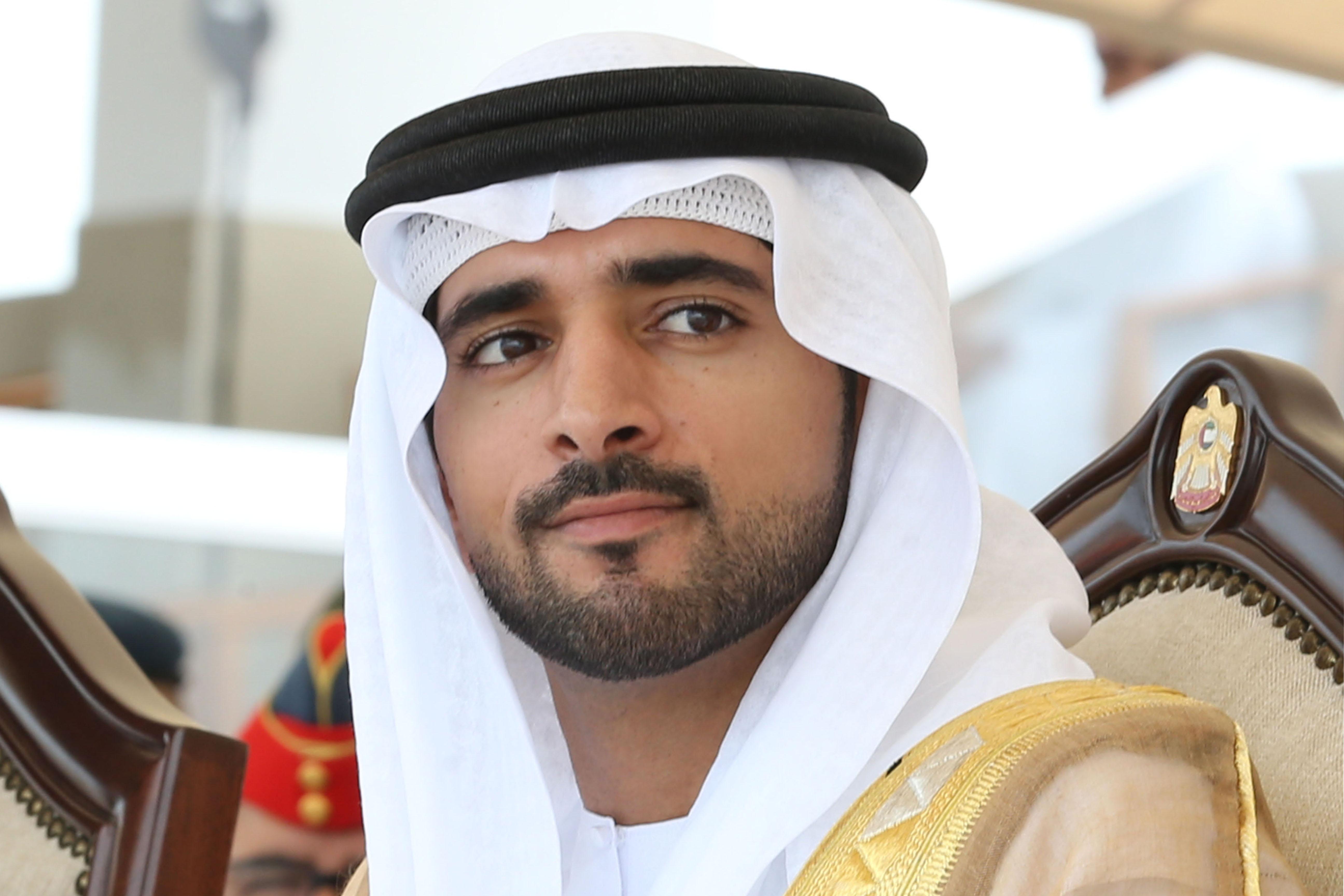Slikovni rezultat za Šeik Hamdan bin Mohammed bin Rashid Al Maktoum
