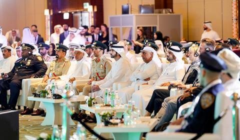 حمدان بن محمد يفتتح فعاليات المؤتمر الدولي للحد من الجريمة