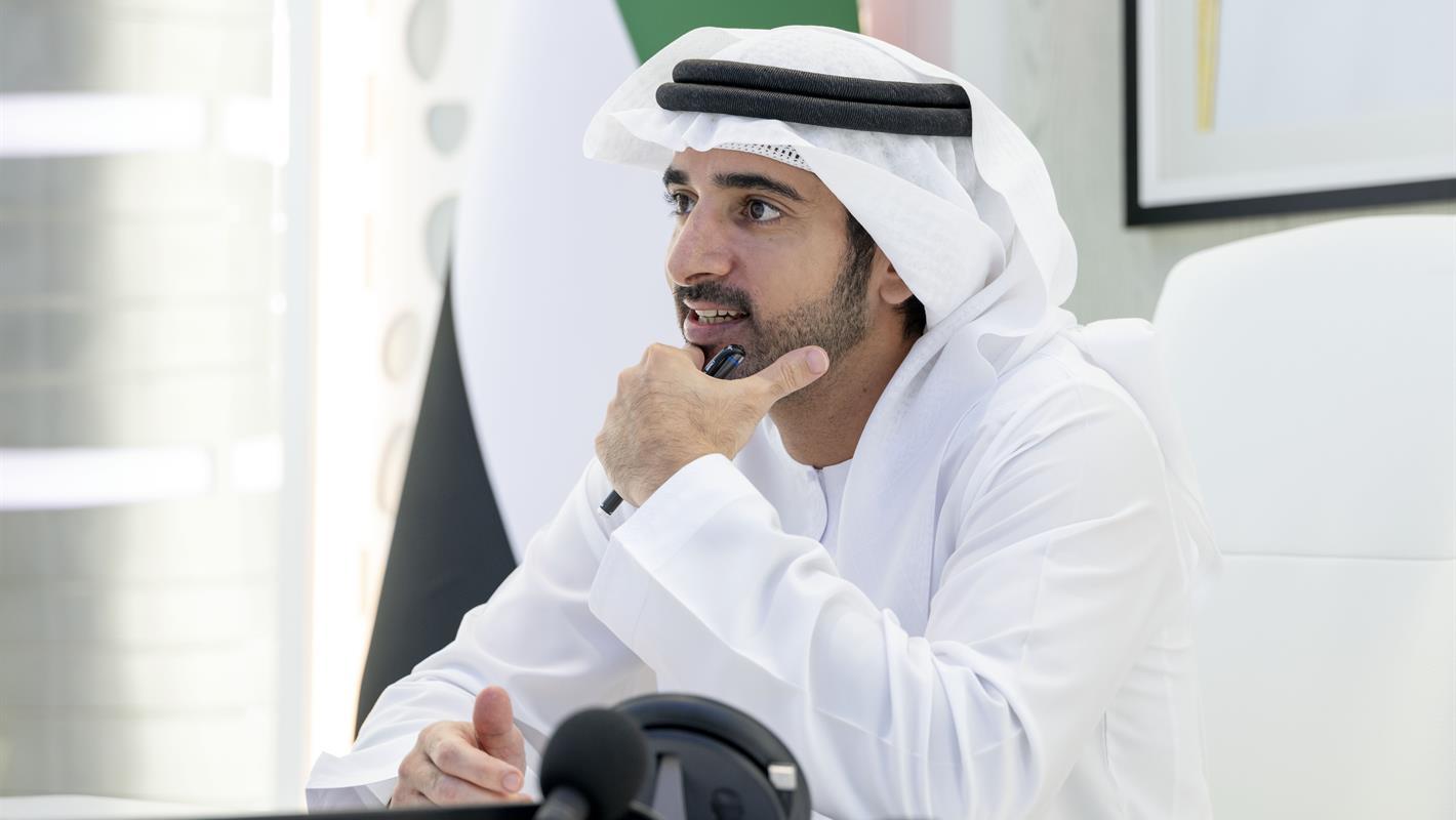 حمدان بن محمد يطلق مؤشر دبي للأمن الإلكتروني