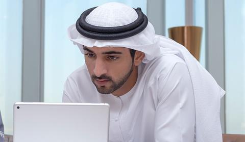 """حمدان بن محمد يطلق """"دبي نكست""""، أول منصة رقمية لدعم الأفكار والمشاريع المبدعة بتيسير الوصول ..."""