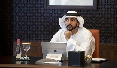 الشيخ حمدان مكتبة الوسائط - حمدان بن محمد يصدر قراراً بتعيين مدير تنفيذي لمركز إرادة للعلاج والتأهيل في دبي