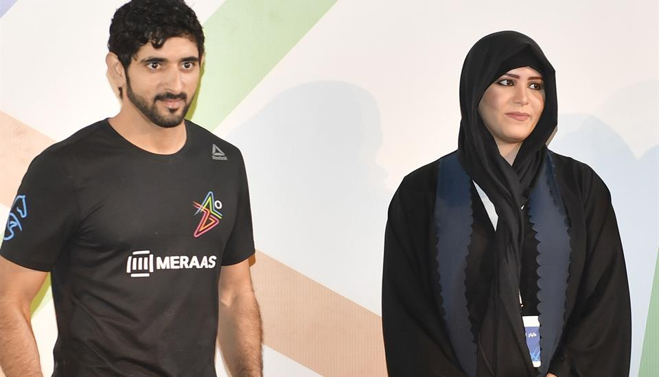 حمدان بن محمد: نحن في الإمارات نعمل بروح واحدة