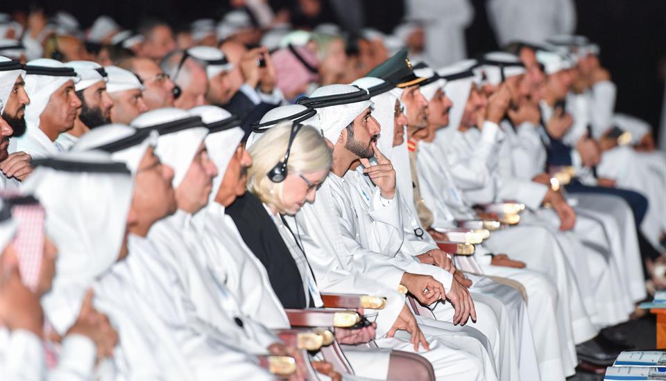 ولي عهد دبي يكرم الفائزين بجائزة حمدان بن محمد للابتكار في إدارة المشاريع