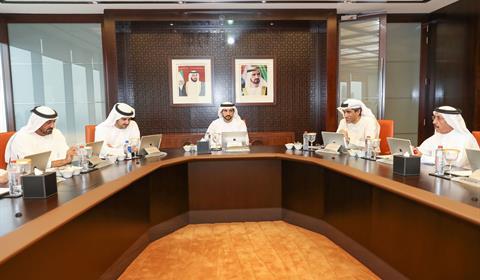 حمدان بن محمد يترأس اجتماع المجلس التنفيذي لإمارة دبي