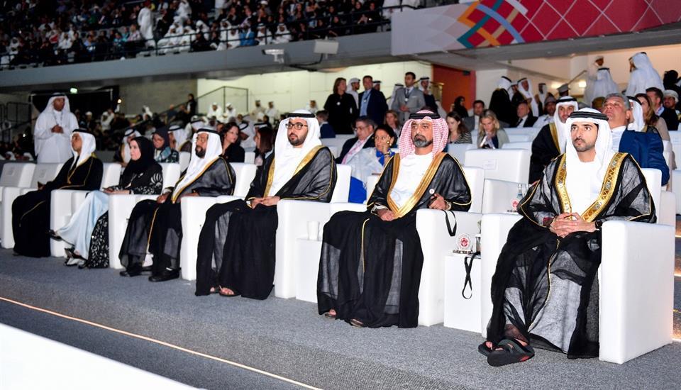 محمد بن زايد يفتتح دورة الألعاب العالمية للأولمبياد الخاص في أبوظبي