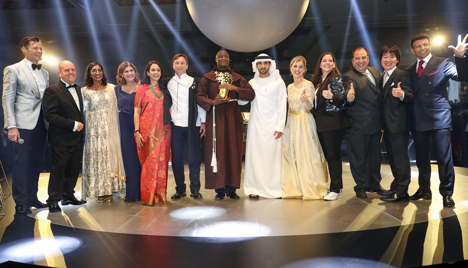 Image result for Tibichi takes the overall winner on Global Teacher award in dubai