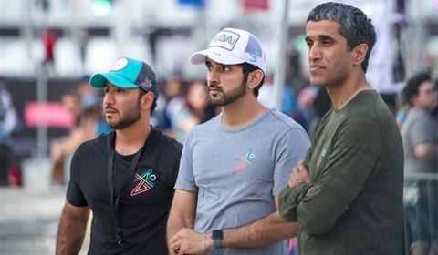 حمدان بن محمد يشهد انطلاق الألعاب الحكومية ويوجه برفع قيمة جوائزها إلى 3 ملايين درهم