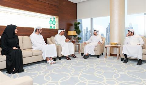 حمدان بن محمد يطلع على نتائج دراسات سعادة موظفي ومتعاملي حكومة دبي للعام 2018