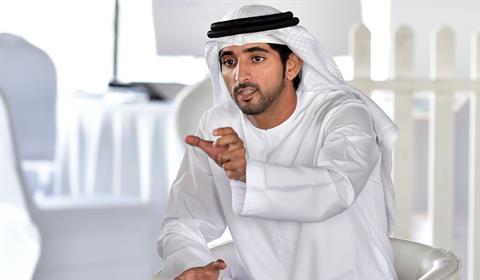 """حمدان بن محمد: """"خط دبي للحرير"""" انطلاقة جديدة في مضمار التنمية الاقتصادية تعزّز مكانة الإمارة كمحور لحركة التجارة العالمية"""