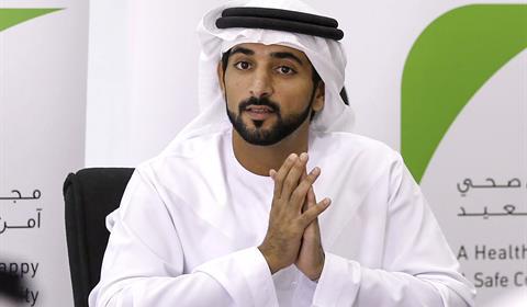 """بتوجيهات حمدان بن محمد..حكومة دبي تطبق سلسلة تدابير احترازية لضمان صحة وسلامة موظفيها ووقايتهم من """"كورونا"""""""