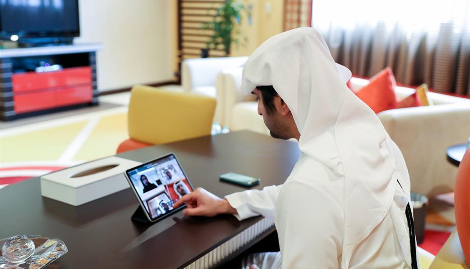 برئاسة حمدان بن محمد .. المجلس التنفيذي لإمارة دبي يعقد اجتماعه عن بُعد