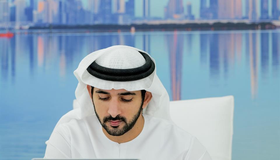 حمدان بن محمد: حماية حدود فضائنا الإلكتروني لا تقل أهمية عن حماية حدودنا البرية والبحرية