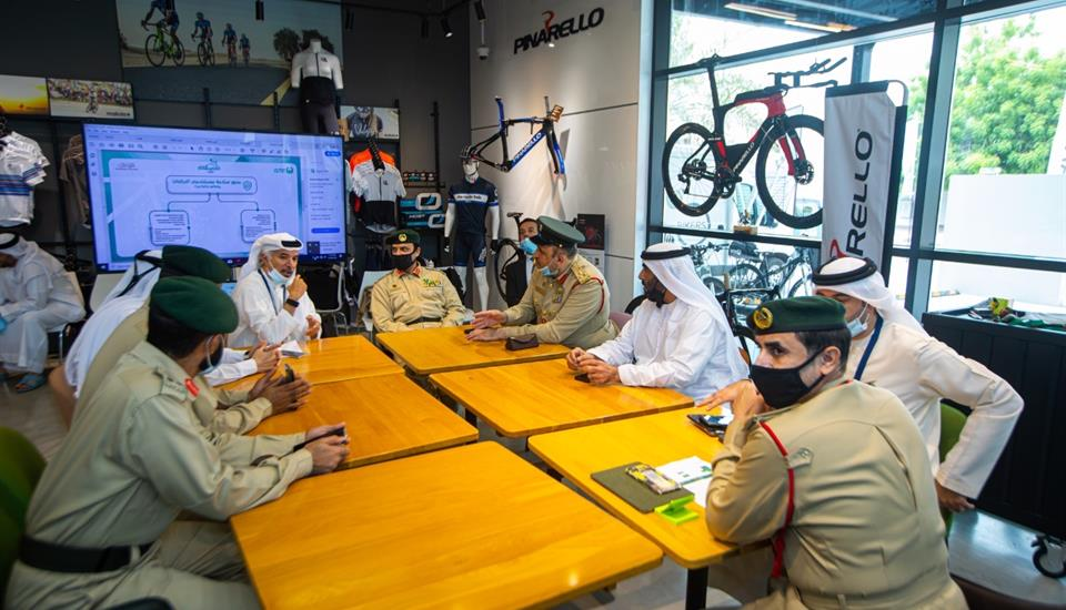 حمدان بن محمد يوجه بتحويل دبي إلى مدينة صديقة للدراجات الهوائية