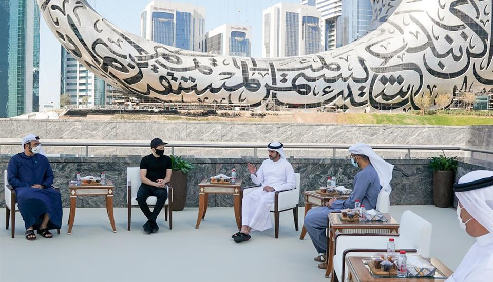 Dubai has enabled technology start-ups to script global success stories, says Hamdan bin Mohammed
