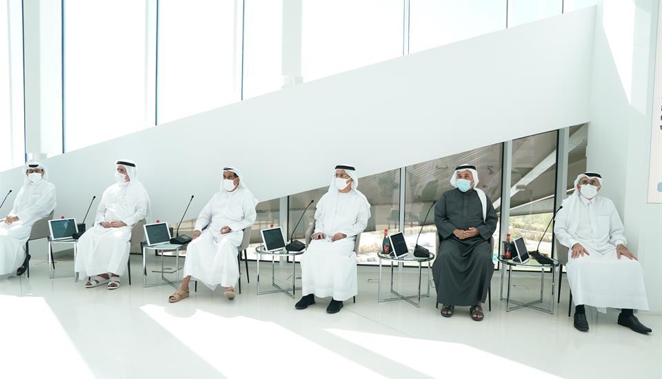 برئاسة حمدان بن محمد المجلس التنفيذي يعتمد إنشاء مركز لرعاية الأحداث في دبي