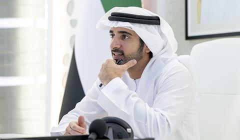 """حمدان بن محمد: """"ثقتنا كبيرة بشبابنا... وتمكينهم في صدارة أولوياتنا"""""""
