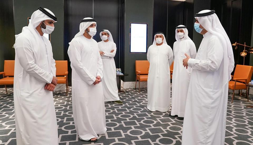 الشيخ حمدان الأخبار - حمدان بن محمد: ننتظر من فرق العمل مضاعفة الجهود لرفع جاهزيتنا لاستضافة متميزة لإكسبو 2020 دبي